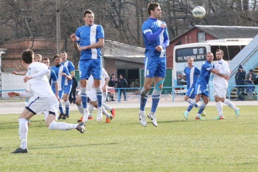 Черниговские футболисты разгромили соперников из Николаева, фото-13