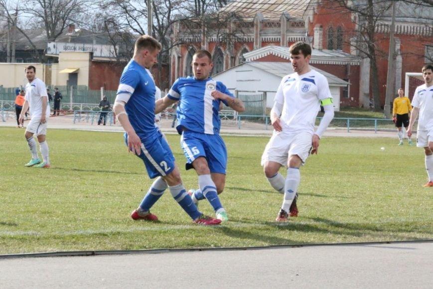 Черниговские футболисты разгромили соперников из Николаева, фото-12