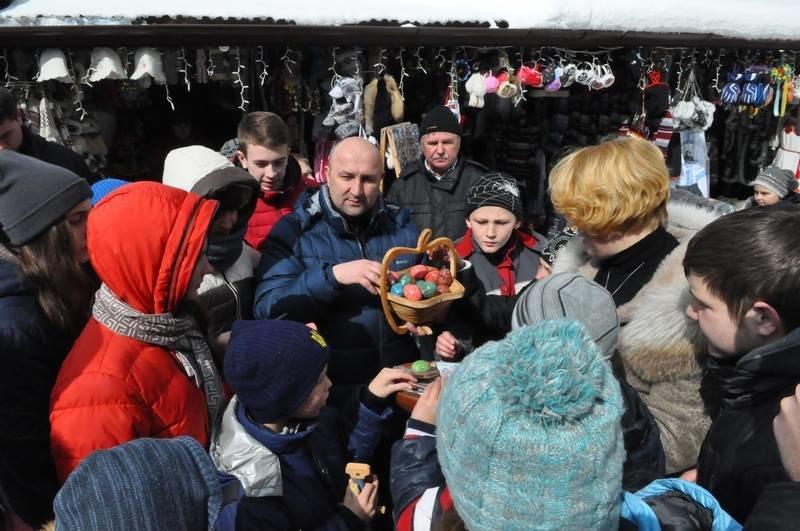 Діти з Херсонщини, батьки яких несуть службу в зоні АТО, відвідали ТК «Буковель» (ФОТО), фото-2
