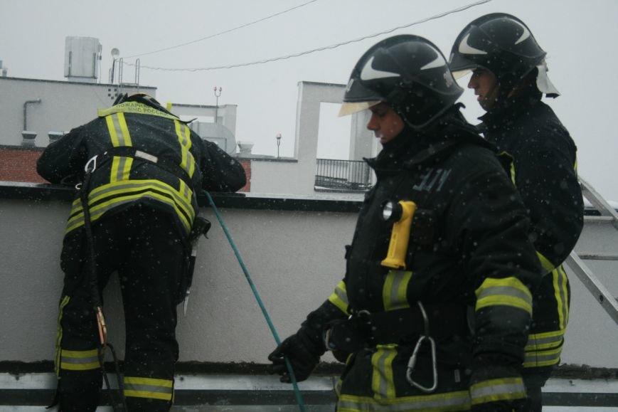 В Коммунарке прошли пожарно- тактические учения МЧС ТиНАО по спасению людей при пожаре в высотных жилых домах (ФОТО), фото-7