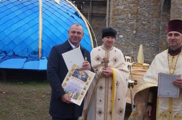 В селе на Николаевщине освятили будущую церковь (ФОТО) (фото) - фото 2