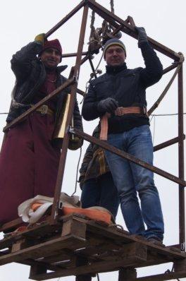 В селе на Николаевщине освятили будущую церковь (ФОТО) (фото) - фото 6