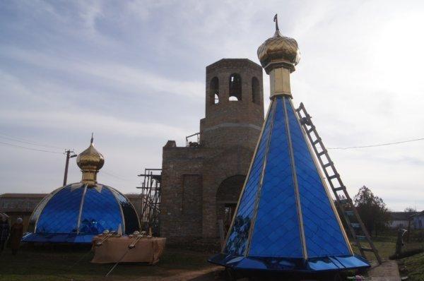 В селе на Николаевщине освятили будущую церковь (ФОТО) (фото) - фото 7