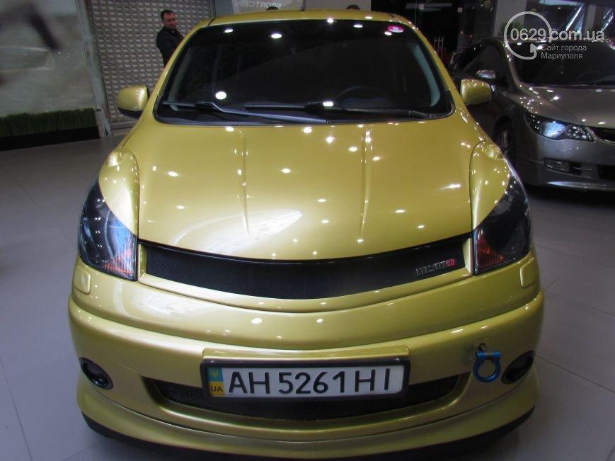 В субботу 4 апреля ТРЦ «ПортCity» засиял блеском автомобилей (фото) - фото 1