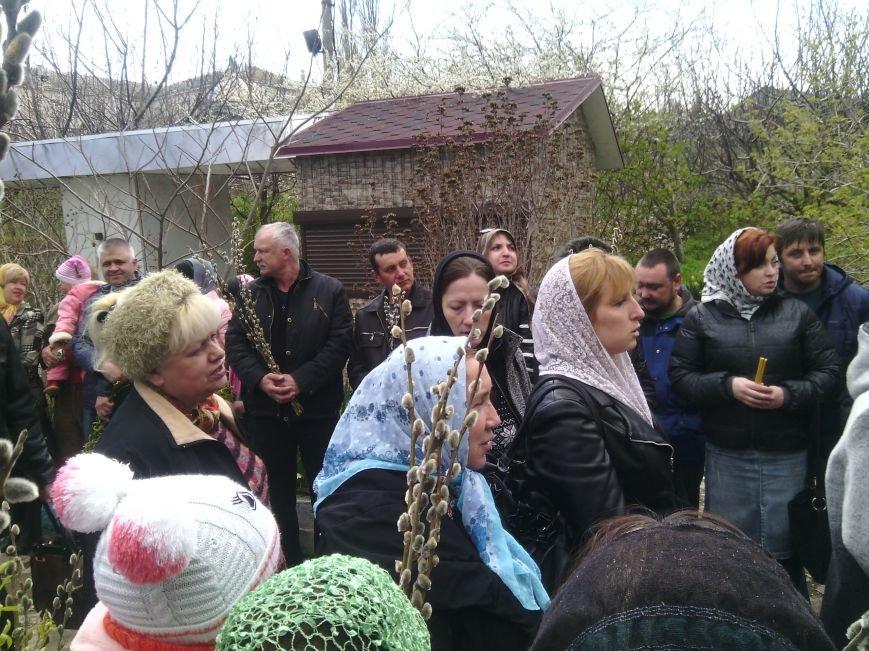 Сегодня жители Феодосии отмечают Вербное воскресенье, фото-2