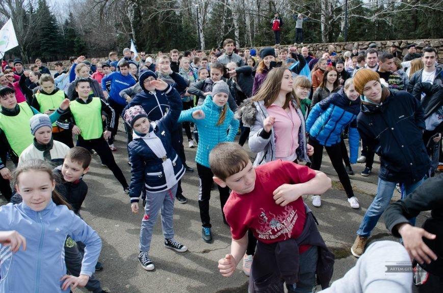 В Краматорске состоялся пробег в поддержку мира, фото-2