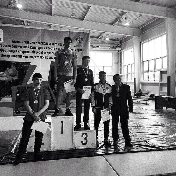 Плюс четыре медали в копилке белореченских вольников (фото) - фото 1