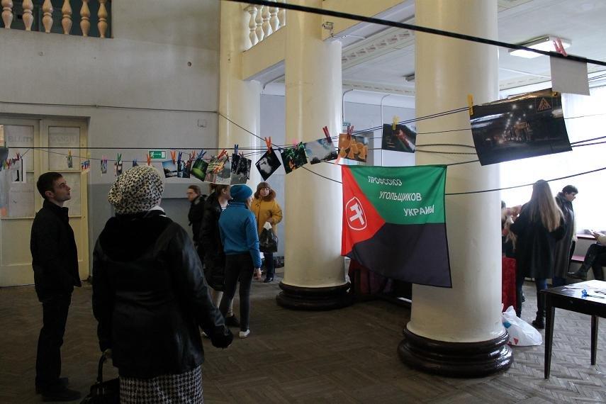 4 апреля в здании ДК прошел фестиваль «Фотосушка», фото-1