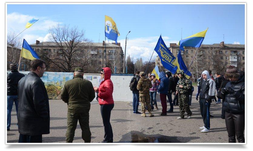 В Славянске прошло первое апрельское Вече (фото) - фото 6