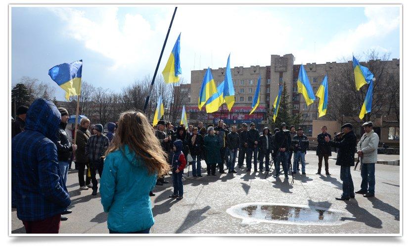 В Славянске прошло первое апрельское Вече (фото) - фото 2