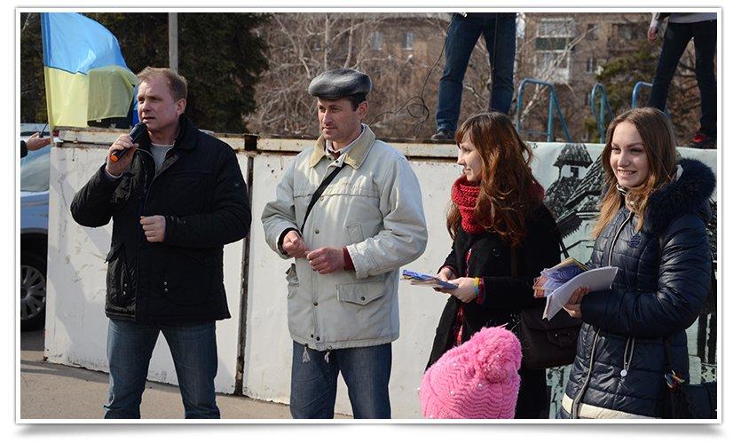 В Славянске прошло первое апрельское Вече (фото) - фото 3