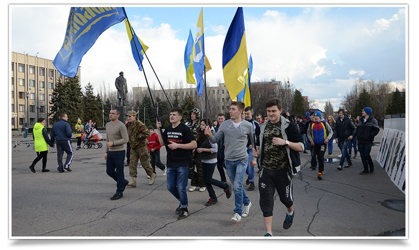 В Славянске прошло первое апрельское Вече (фото) - фото 7