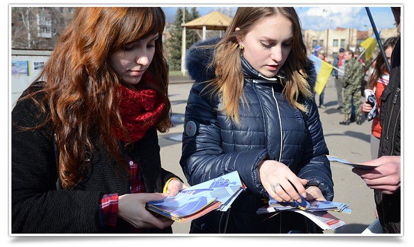 В Славянске прошло первое апрельское Вече (фото) - фото 5