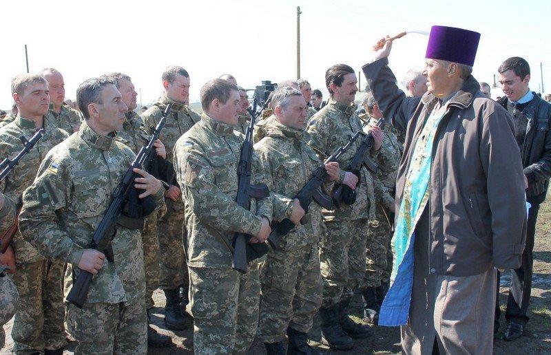 Более 200 новобранцев приняли присягу на полигоне в Николаеве (ФОТО) (фото) - фото 6