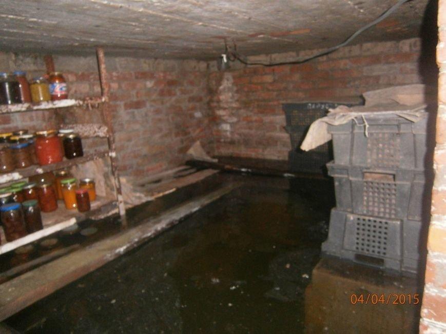 Криворожане страдают от весеннего паводка, а власти пишут им «отписки» (ФОТО, ДОКУМЕНТЫ) (фото) - фото 1