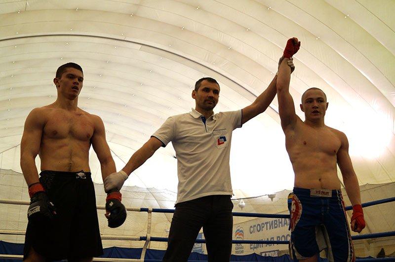 Белгородская федерация по смешанным единоборствам впервые провела чемпионат по боям без правил (фото) - фото 2
