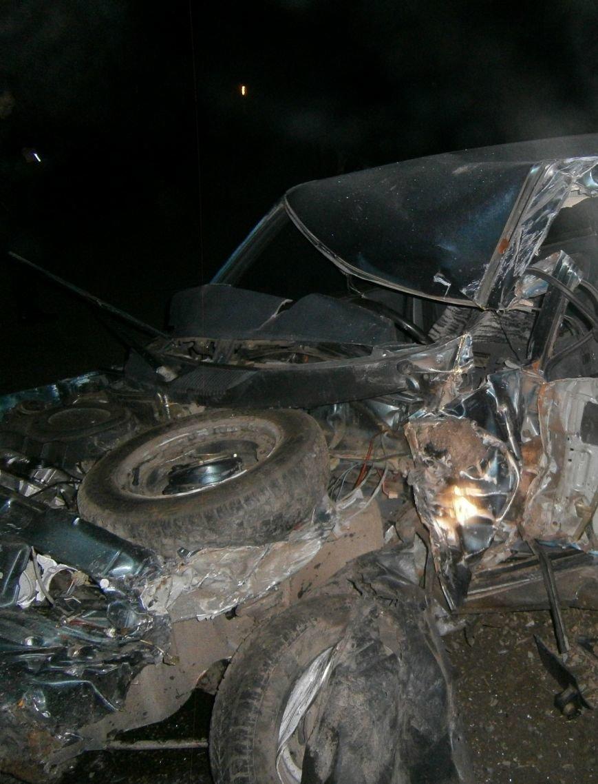 На Кіровоградщині трапилось смертельне ДТП (фото) - фото 1