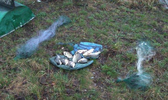 17 кілограм карасів стали здобиччю браконьєра з з Миргородщини (фото) - фото 2