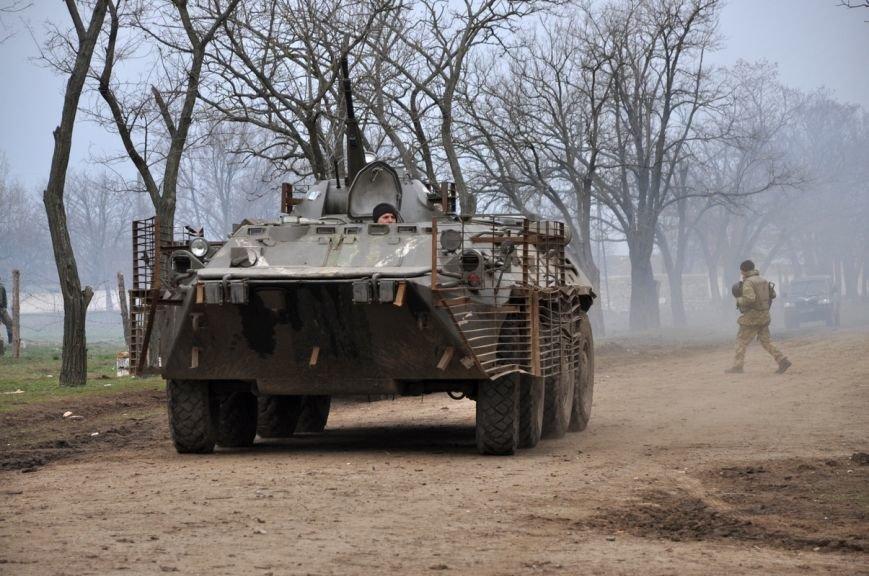 Новоиспеченные бойцы проходят боевое слаживание под руководством николаевских десантников (ФОТО) (фото) - фото 2