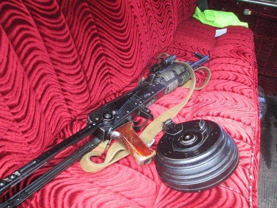 В Запорожской области задержали диверсанта с пулеметом, который выдавал себя за бойца АТО (ФОТО) (фото) - фото 3