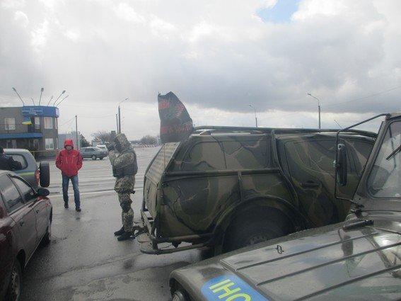 В Запорожской области задержали диверсанта с пулеметом, который выдавал себя за бойца АТО (ФОТО) (фото) - фото 2