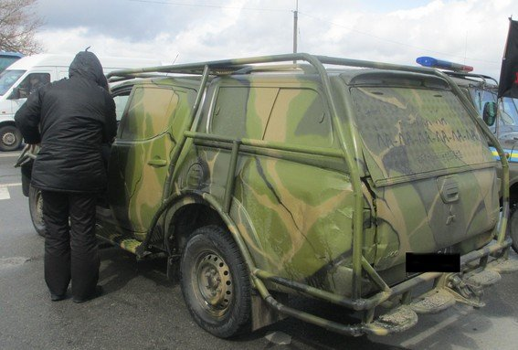 В Запорожской области задержали диверсанта с пулеметом, который выдавал себя за бойца АТО (ФОТО) (фото) - фото 1