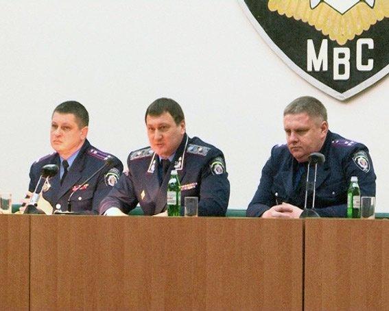 В Харькове назначили нового начальника милиции из Донецка(ФОТО) (фото) - фото 1