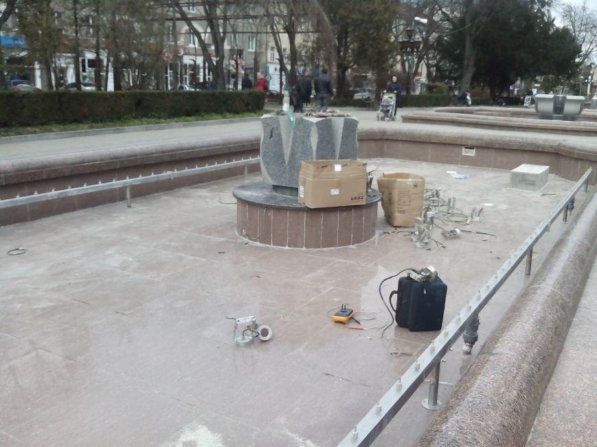 Тернопільські фонтани готують до запуску у весняно-літній період (фото) (фото) - фото 1
