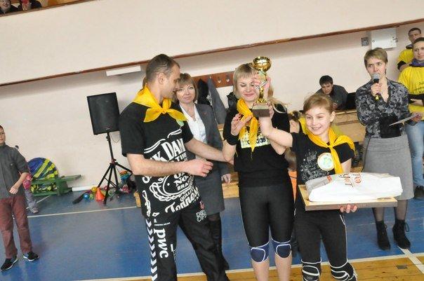 В Днепродзержинске завершились городские соревнования «Мама, папа, я – спортивная семья» (фото) - фото 8