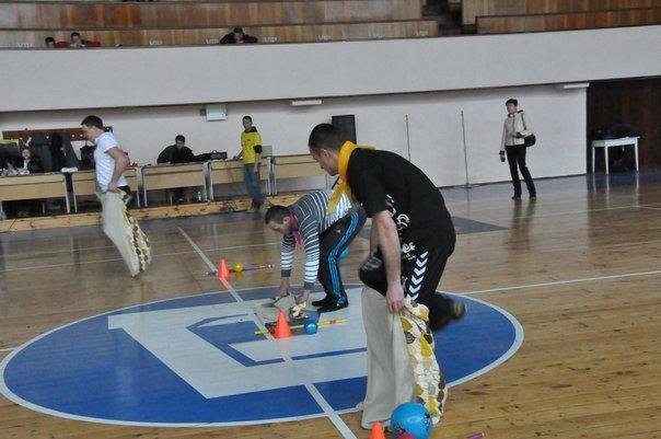В Днепродзержинске завершились городские соревнования «Мама, папа, я – спортивная семья» (фото) - фото 5