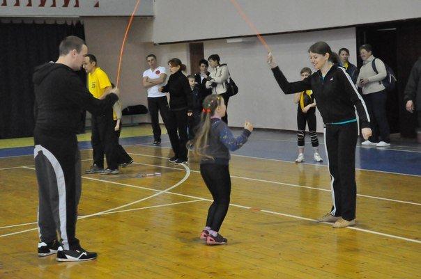 В Днепродзержинске завершились соревнования «Мама, папа, я – спортивная семья», фото-6