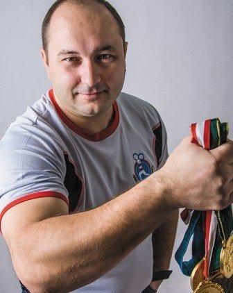 Тяжёлоатлет Алексей Петров проведет в Волгограде массовую зарядку, фото-1