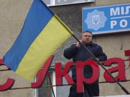 Новый начальник Харьковской милиции оказался известным патриотом из Горловки (ФОТОФАКТ) (фото) - фото 1