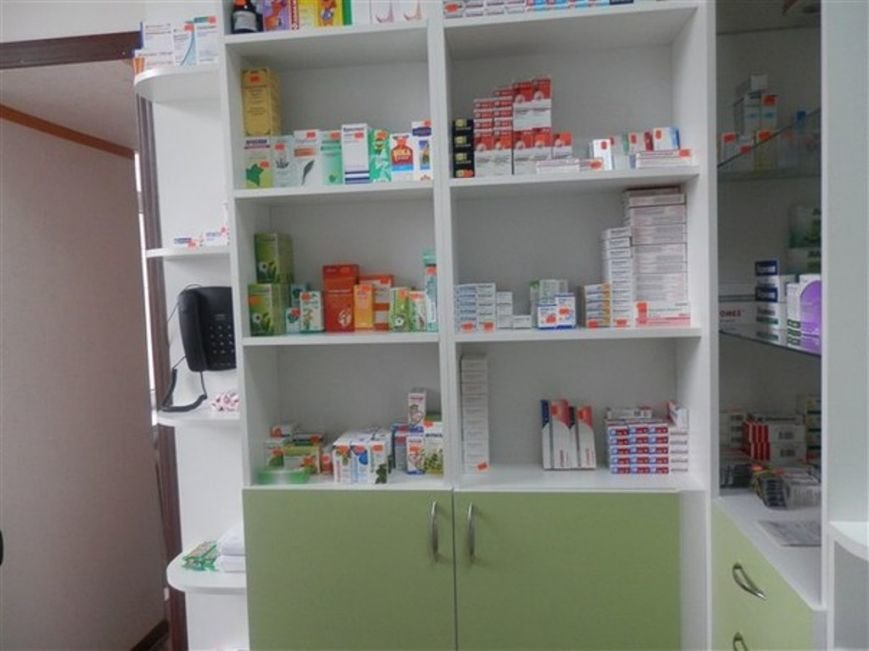 Одна з аптек Полтавафарм