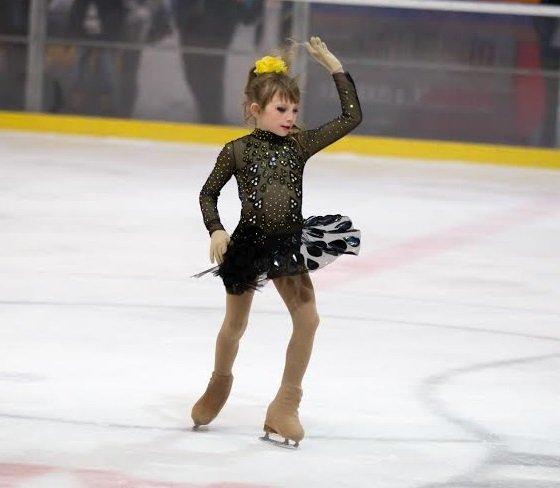 Житомирські фігуристи здобули нагороди в Одесі (фото) - фото 1