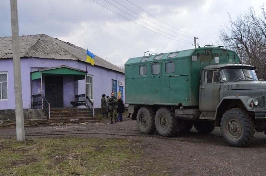 Один населений пункт на Донбасі повернувся під український прапор (ФОТО) (фото) - фото 1