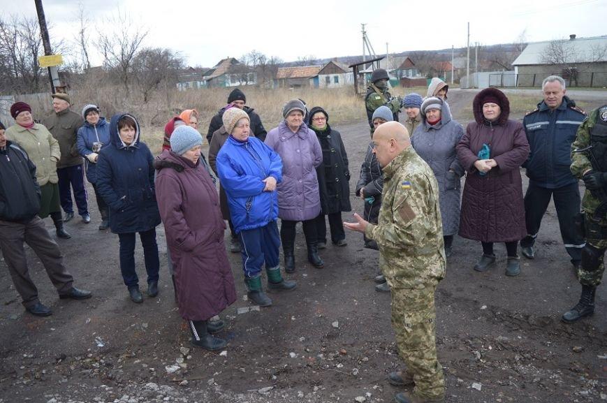 Один населений пункт на Донбасі повернувся під український прапор (ФОТО) (фото) - фото 2