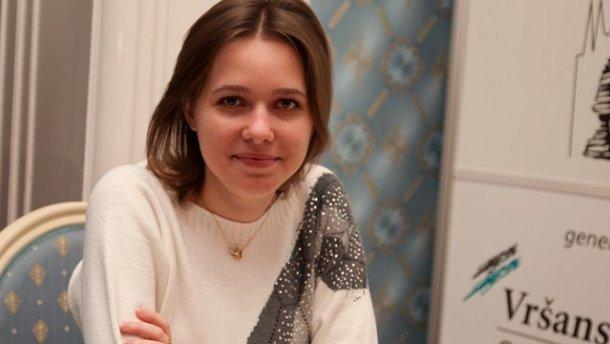 Марія Музичук - чемпіонка світу з шахів серед жінок (фото) - фото 1