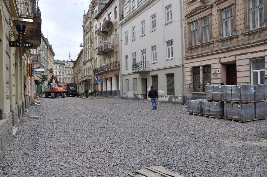 Реконструкцію вулиці Курбаса завершили вже на половину (ФОТО) (фото) - фото 2