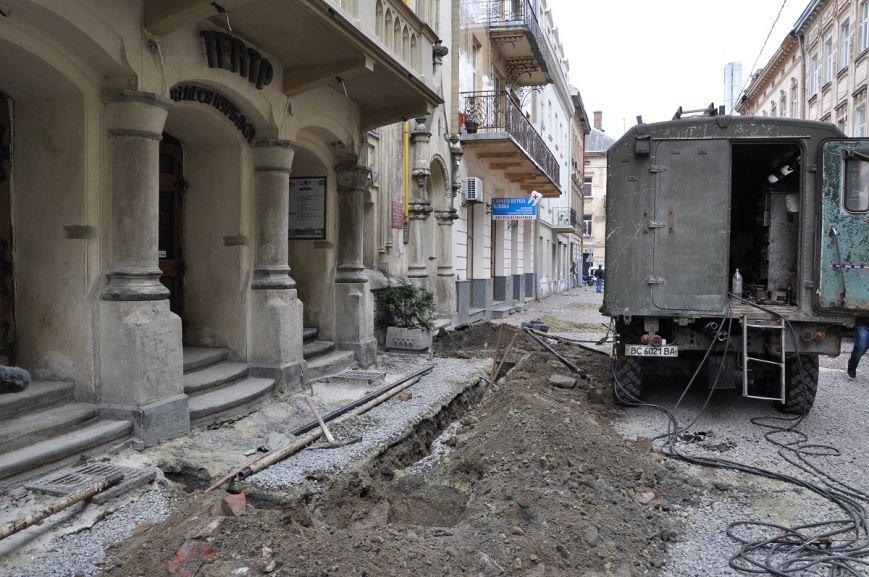 Реконструкцію вулиці Курбаса завершили вже на половину (ФОТО) (фото) - фото 1