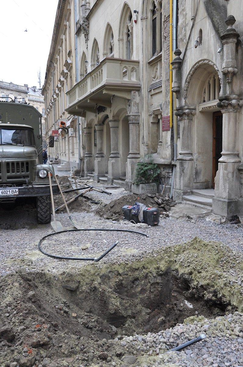 Реконструкцію вулиці Курбаса завершили вже на половину (ФОТО) (фото) - фото 3