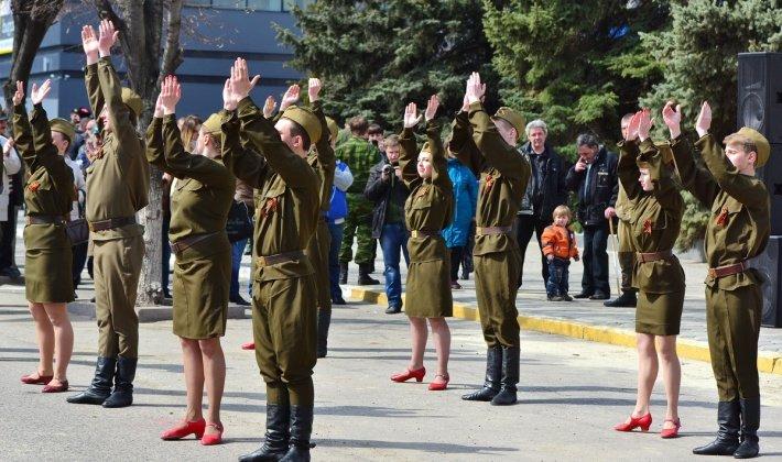 В «ЛНР» отпраздновали годовщину штурма здания облСБУ (ФОТО) (фото) - фото 1