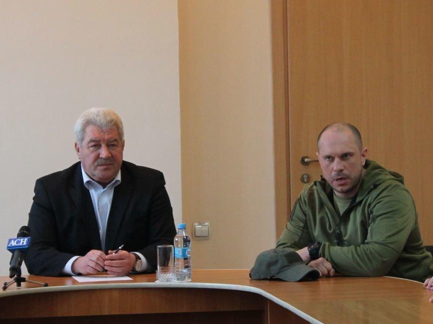 В Артемовске создают новое общественное движение «Оборона Артемовска», фото-1