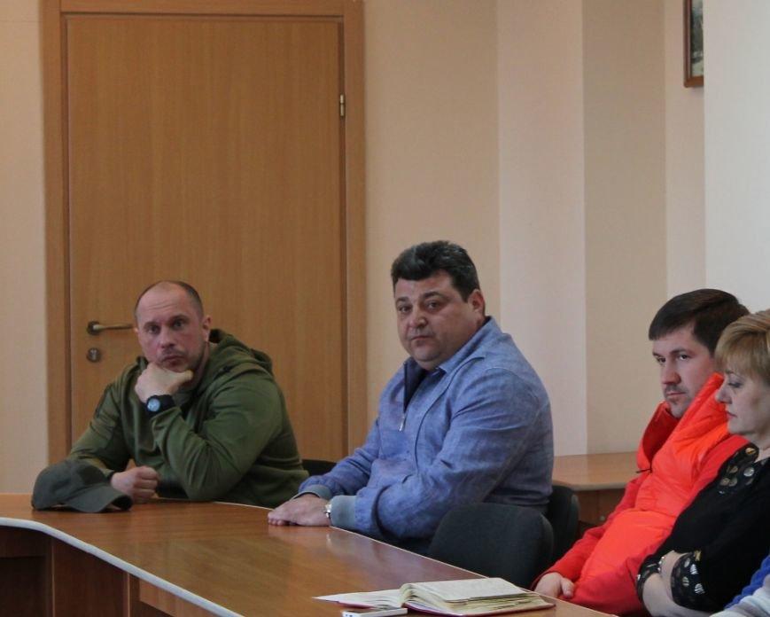 В Артемовске создают новое общественное движение «Оборона Артемовска», фото-2