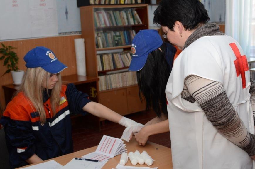 В Бердянске выбрали лучшую команду ДЮП (фото) - фото 3