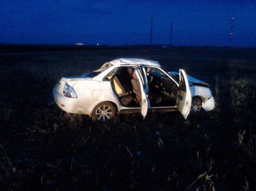 Во Фроловском районев ДТП погибла молодая девушка (фото) - фото 1