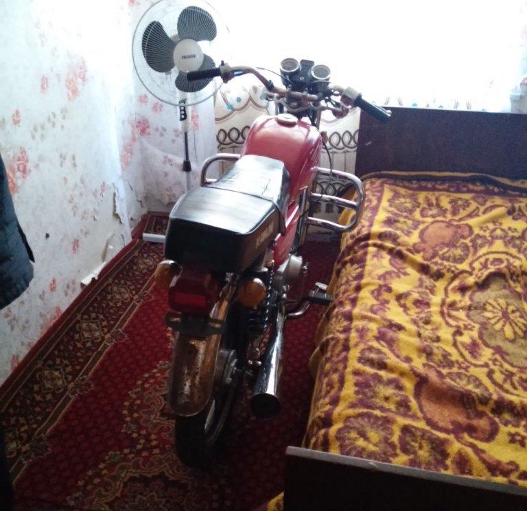 В Кировоградской области нашли украденный скутер, фото-1