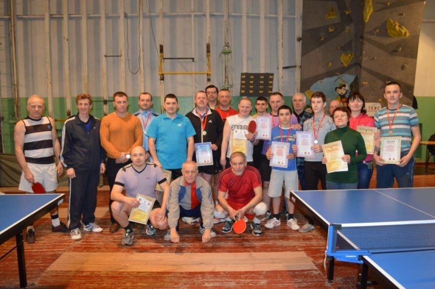 В Енакиево подведены итоги городского турнира по настольному теннису памяти известного металлурга, фото-4