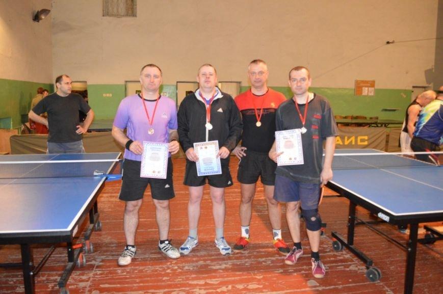 В Енакиево подведены итоги городского турнира по настольному теннису памяти известного металлурга, фото-5