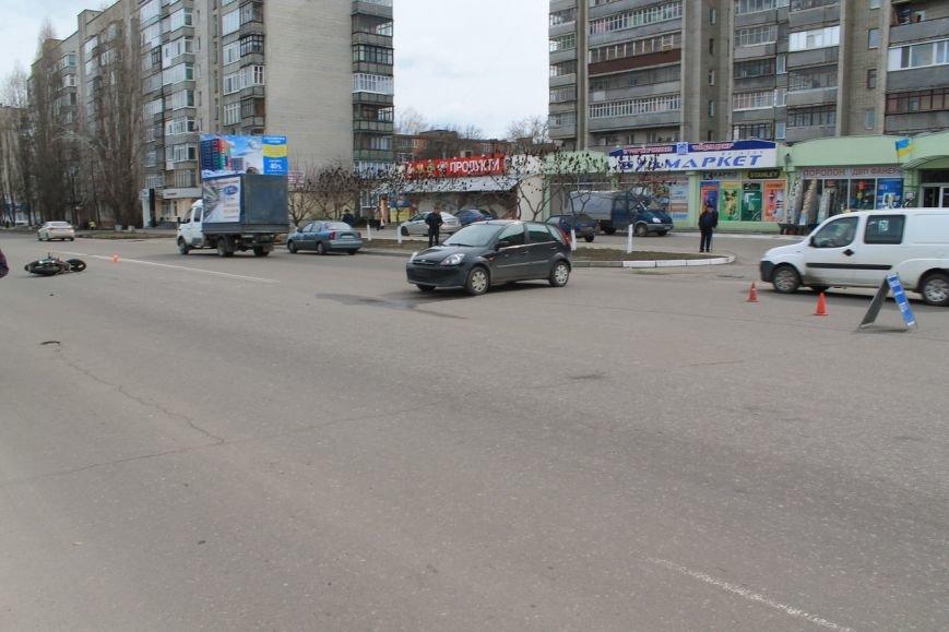 В Сумах сбили мотоциклиста (ФОТО).ОБНОВЛЕНО (фото) - фото 2